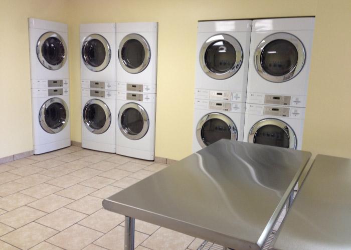 laundry machine for apartment