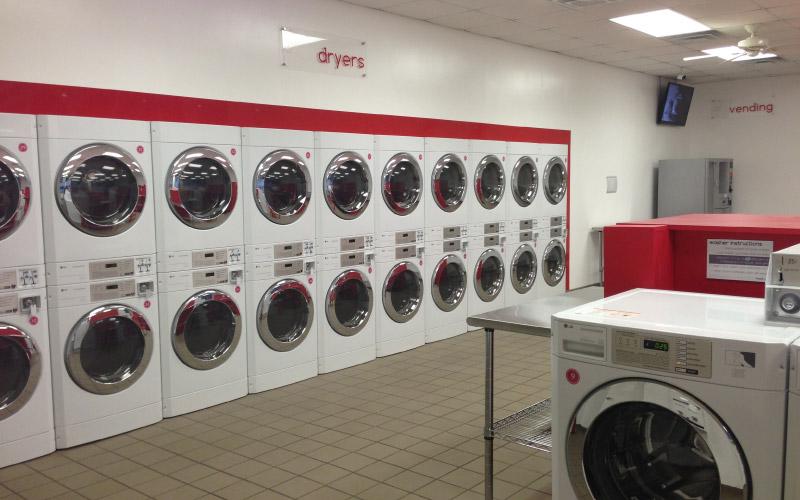 coin laundry Athens Ga