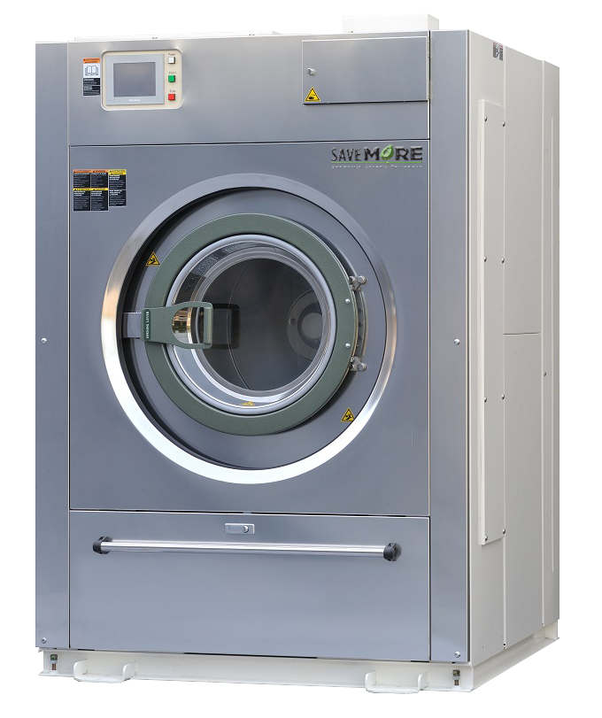 large commercial washer